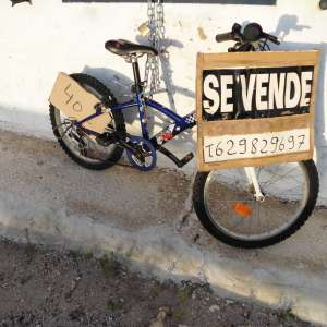 For sale: 2 bikes for man good condition and one for ladies en javea