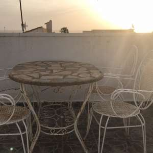 Where to buy -Paint such as Hammerite - for painting outdoor metal furniture