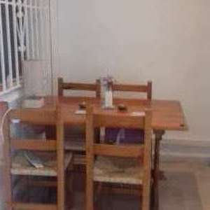 For sale: Table and 4 chairs - €50