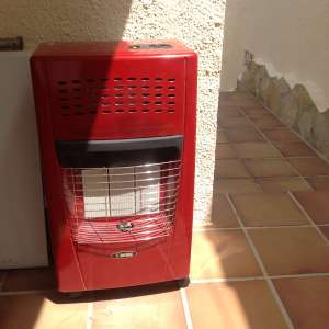 For sale: New Gas Heater