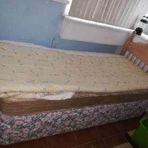 single bed - €25