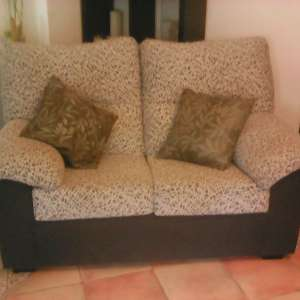 For sale: 3 seated and  2 seated sofas