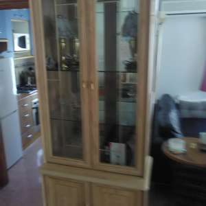 For sale: Dispaly Cabinet - €60