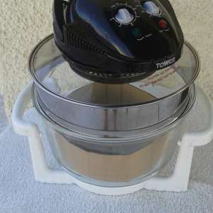 For sale: HALOGEN OVEN PLUS EXTENDER RING - €25