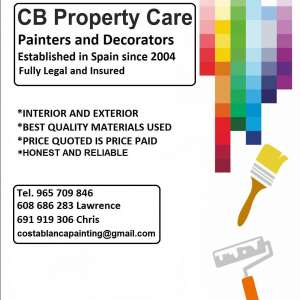 CB Property Care Painters and Decorators