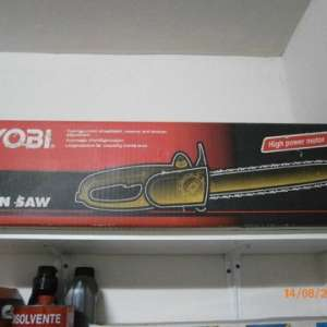 For sale: Ryobi Chain Saw