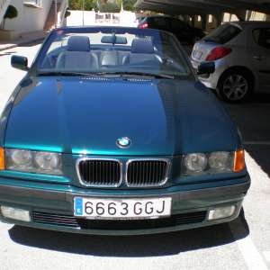 For sale: 1997 bmw series 3 3.20i convertible. - €3,995