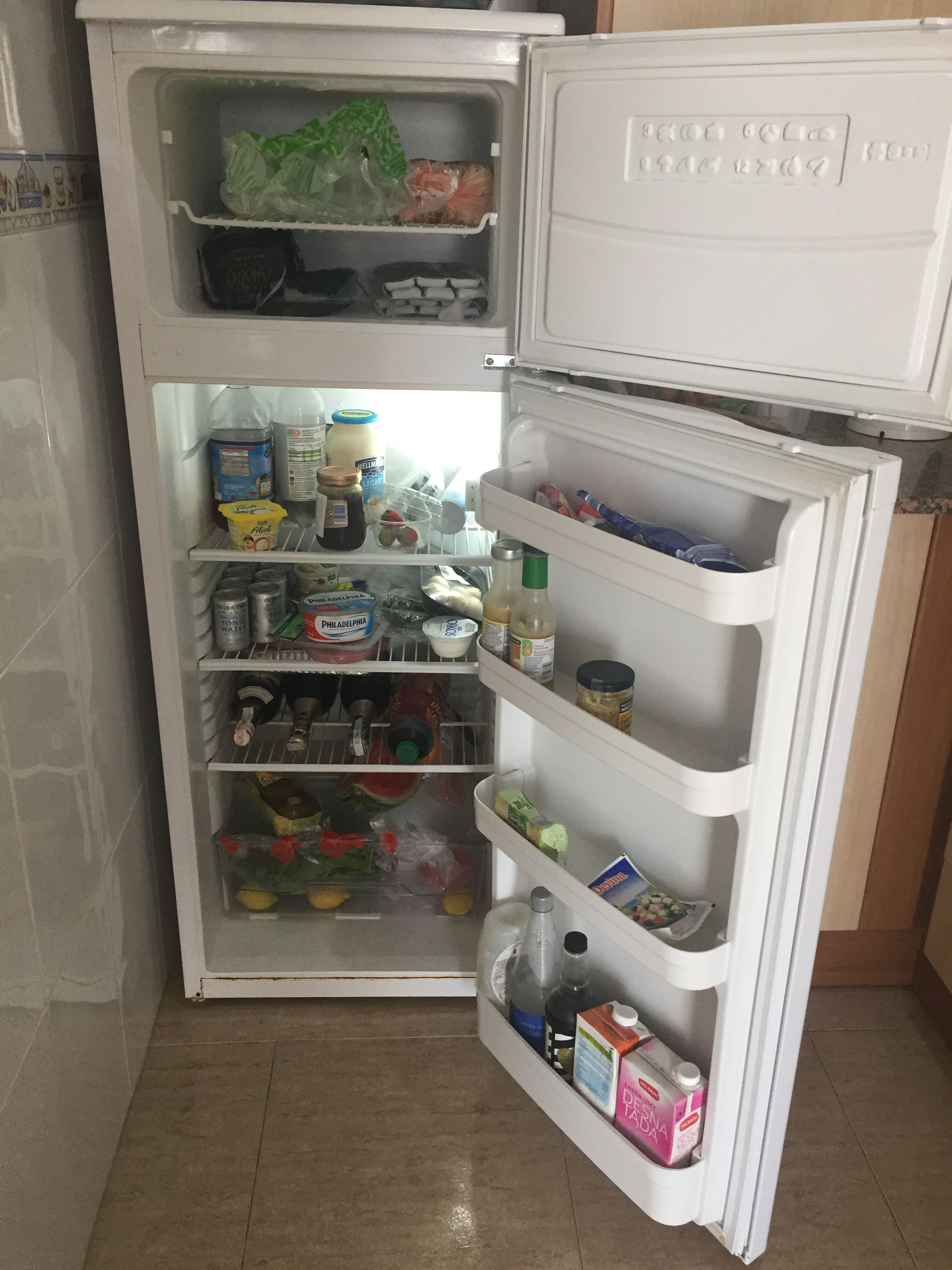 for sale fridge freezer buy and sell items in pinar de. Black Bedroom Furniture Sets. Home Design Ideas