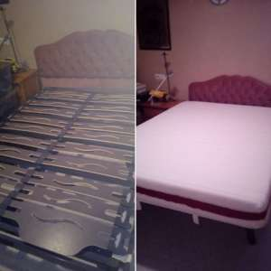 For sale: Electric adjustable double bed