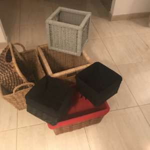 For sale: Baskets - €20