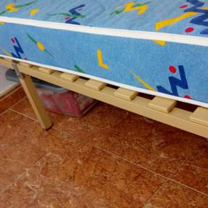 For sale: Single Bed Base & Mattress - €30