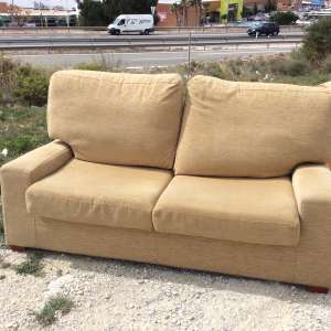 For sale: 3 seater sofa bed - €60