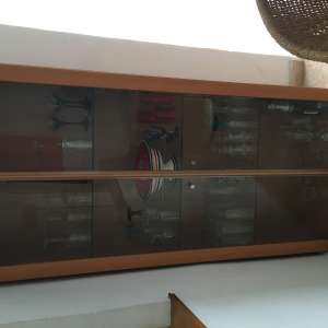 For sale: Display cabinet