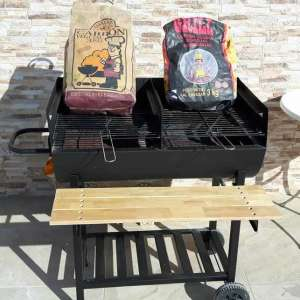 For sale: Trolley Barbecue SOLD