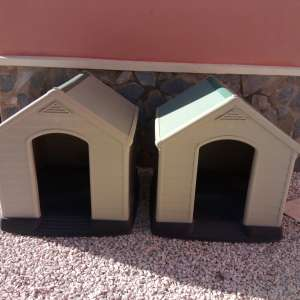 For sale: 2 large dog kennels - €50