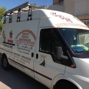 For sale: MOBILE MECHANIC'S BUSINESS AND FORD TRANSIT VAN - €15,000