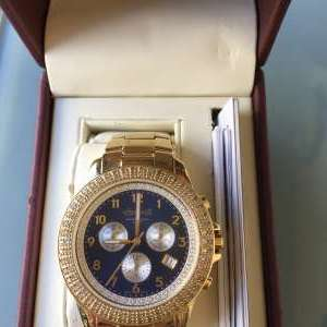 For sale: Men's ingersoll diamond watch SOLD - €140