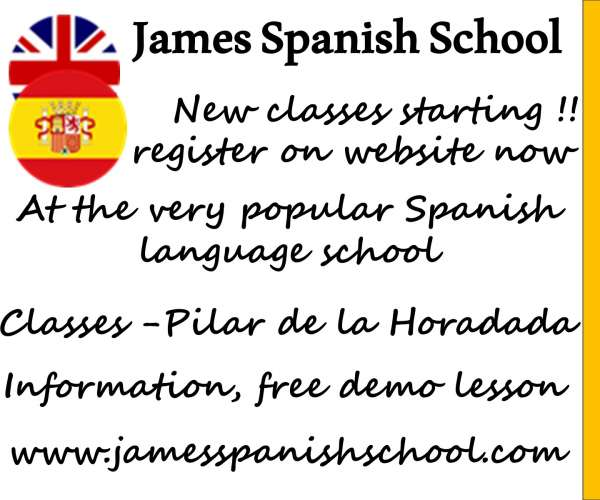 James Spanish School