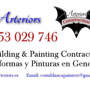 Arteriors Building and Painting Contractors